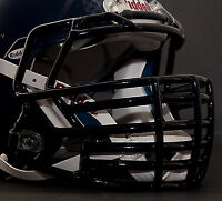 *CUSTOM* SEATTLE SEAHAWKS Riddell SPEED Football Helmet Facemask - NAVY BLUE