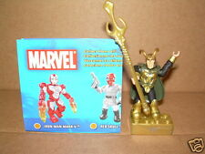 Mega Bloks 91248 Marvel Series 2 Microfigure LOKI Rare