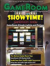 GameRoom Magazine Traffic Light Sequencer Carlisle PinExpo  December 2006