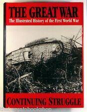 THE GREAT WAR Vol.5 CONTINUING STRUGGLE Illustrated History of First World War
