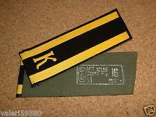 Epaulettes cadets ecole militaire Armée Soviétique URSS.
