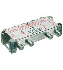 Sat BK Verteiler / Splitter 8-fach digital tauglich (100dB) 67005