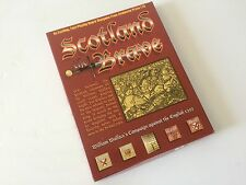 Vintage Avalanche Press: Scotland the Brave: Unpunched MIOB!
