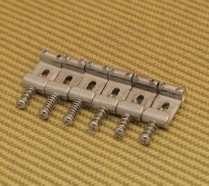 099-2091-000 Fender Pat. Pending Vintage USA Style Strat® Logo Saddles Kit