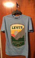 NWT MENS LEVIS GRAPHIC TEE T-Shirt SIZE SMALL