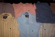 Lot of 6 Abercrombie & Fitch Long Sleeve XXL Muscle