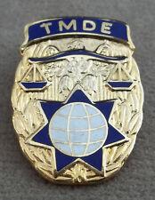 US Army 517th Maintenance Battalion Vintage Unit Crest Insignia D-22