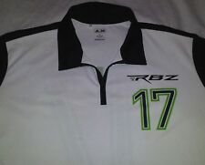 Adidas Taylormade RBZ Tour Issue Polo Golf Shirt XL - Justin Rose Sergio Garcia