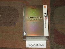 Theatrhythm Final Fantasy: Curtain Call Collector's Edition (Nintendo 3Ds) New!