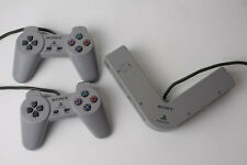 Playstation One Controllers (2) and Multitap OEM