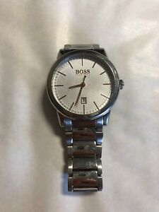 Hugo Boss 287.1.14.2921 Stainless Stell Strap Watch