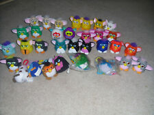 Lot Of 32 Used 1999 McDonalds Happy Meal Furby's