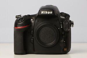Nikon D800E in perfetto stato Nital, con accessori ed imballi