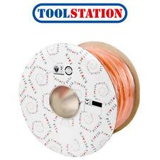 Pitacs 3 Core Flex Orange Cable (3183y) 1.5mm2 X 25m Drum
