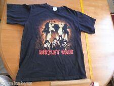 Motley Crue 2006 Route of All Evil concert tour t-shirt sz M