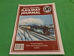 Great Western Railway Journal - No 29 Winter 1999