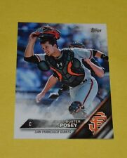 *2016 TOPPS BUSTER POSEY #300 NM-MINT*