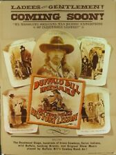 BUFFALO BILL AND THE INDIANS, OR SITTING BULL'S HISTORY LESSON (1976) 5544