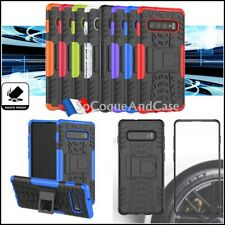 Etui Coque housse Antichocs Shockproof Case Cover Samsung Galaxy S10, S10e, S10+