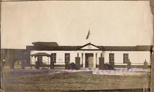 1900s US Navy Naval Magazines Ammunition Depot Building Cannon Shells Post Photo
