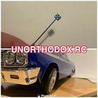 Redcat Sixty four Impala Jevries Rc Lowrider Pair Antenna  Blue Dice