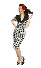 Cotton Wiggle, Pencil Formal Regular Size Dresses for Women