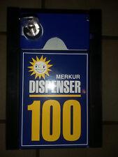 """Merkur ADP Dispenser MD100 Akzeptor und Stapler EBA 34 """"GESUCH"""""""