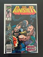THE PUNISHER (2ND SERIES) #32 MARVEL COMICS 1990 VF+ NEWSSTAND