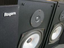 Rogers audiophile Kompaktlautsprecher LS4a