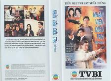 NHAN VIEN DIEU TRA -  PHIM BO HONGKONG - 10 DVD