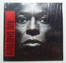 MILES DAVIS TUTU LP VINYL 1986 WB 925490-1 ELECTRO JAZZ FUNK