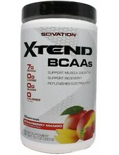 XTEND Original BCAA | Post Workout Muscle Recovery Strawberry Mango EXP 4/20