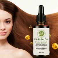 30ml Hair Essential Growth Oil Loss Serum Fast Regrowth Care Hair Treatment C8H2