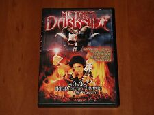 METAL'S DARKSIDE HARD AND THE FURIOUS 1 LIVE DVD CANNIBAL CORPSE SATYRICON New