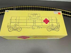 Aristocraft G Scale ART-41309 Single Dome Chemical Tank Car Santa Fe