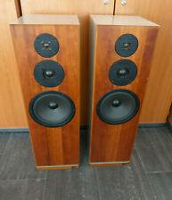 Canton Lautsprecher 1 Paar Boxen Lautsprecherboxen Standlautsprecher Holzoptik