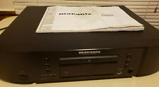 Marantz CD6004 CD Player Black W/Owner Manual