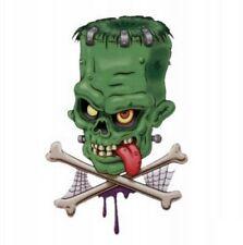 Aufkleber Von Frankie Frankenstein decal Knochen Hässlich grün Lethal Threat Neu