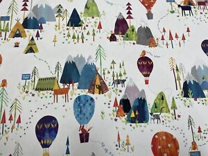 Away We Go Jungle Fabric By Prestigious Textiles/ Only £9 Per Metre