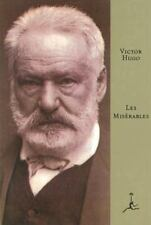 Modern Library: Les Miserables by Victor Hugo (1992, Hardcover)