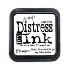 Tim Holtz DIY Distress Ink Pad - Custom Blends