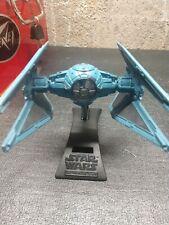 Star Wars Action Fleet TIE Interceptor Micro Machines. One  Pilot