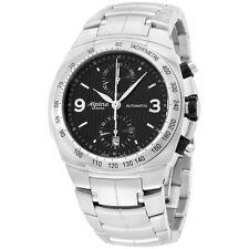 ALPINA Avalanche Chronograph Automatic Men's Watch Swiss made Valjoux-7750 -BNIB