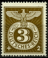 III REICH, NAZI PARTY EAGLE, MICHEL # 830, YEAR 1943, MNH, LOT 3175