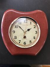 Apple Wall Clock Country Clock for Kitchen Classroom CUTE!! F14
