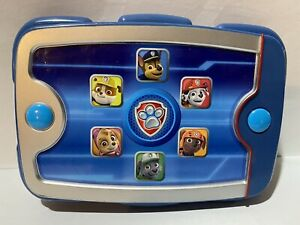 Paw Patrol Pup Pad Ryders Talking Toy English French Spin Master 2014 w/battery