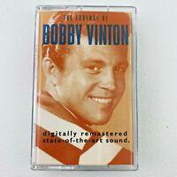 Bobby Vinton The Essence Of Bobby Vinton Cassette Tape Sony Music