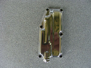 Top polierte Ölwanne Yamaha SR 500