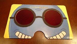 Cranium Cadoo Game Replacement Secret Decoder Mask Free Shipping