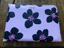"""Kate Spade Cameron Grand Flora L Zip Laptop Case Fits Up To 15"""""""